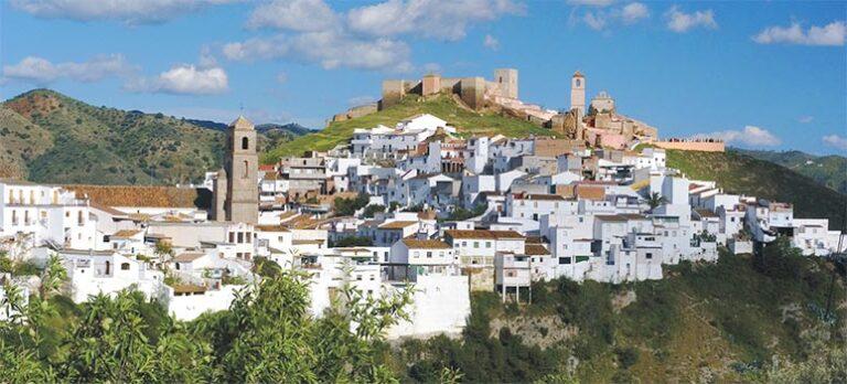 Castillo de Álora – Andalusiens uindtagelige borg