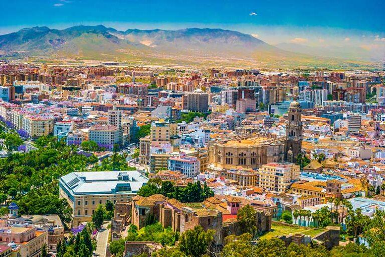 Málaga – fra grim ælling til smuk svane