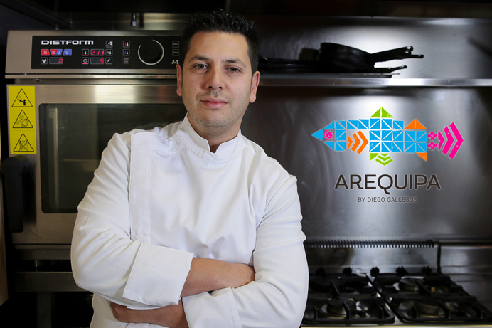 Arequipa – Málagas gastronomiske navlestreng