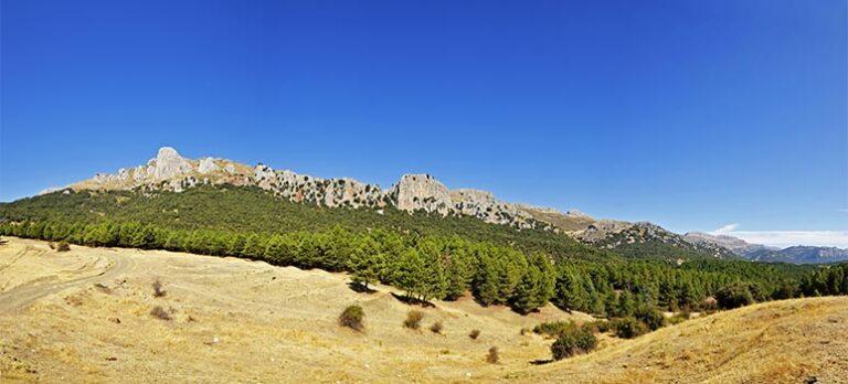 Trolderuten og skyttegravene ved Granada