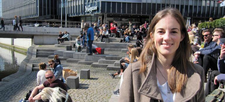 """Spansk studerende i Danmark: """"Alt fungerer bare her"""""""