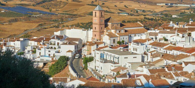 Casabermeja – en lille fin by med Andalusiens største arkæologiske frilands ´museum´