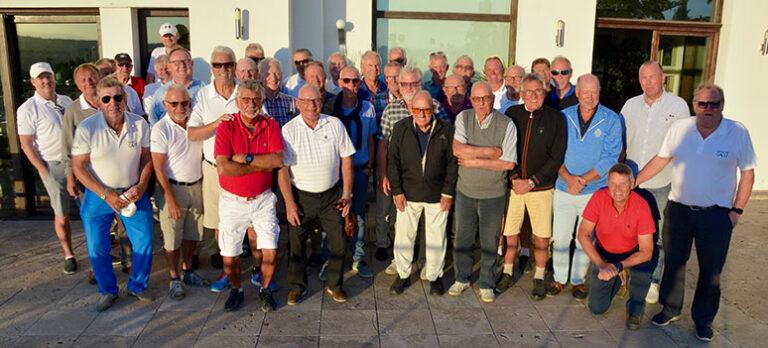 Golf April 2019… Med Stig Wiberg