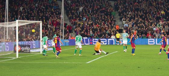 Landsholdmålmand vil spille førsteholdsfodbold i Betis