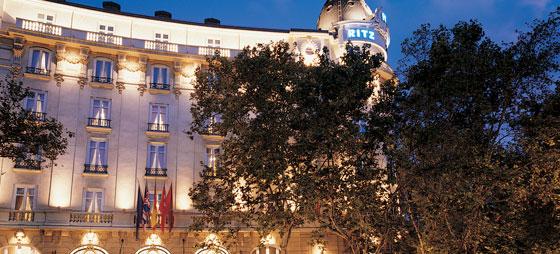 Hotel Ritz Madrid – Prestige, historie og tradition
