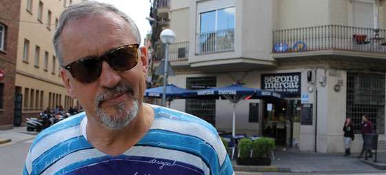 Forfatteren, der forelskede sig i Spanien