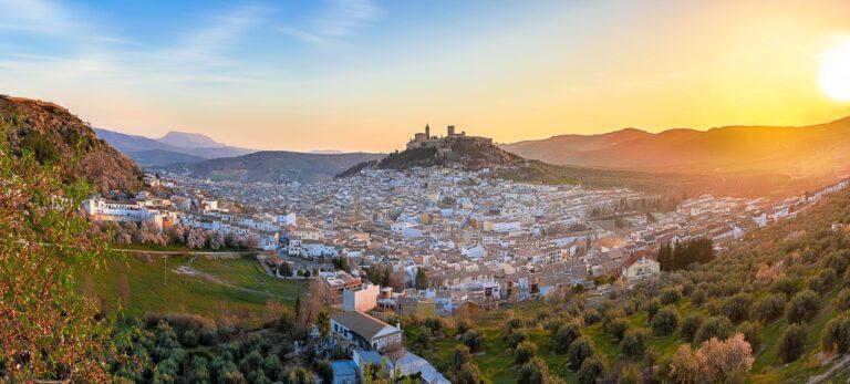 Alcalá la Real – et udsøgt mål for en skøn weekend udflugt