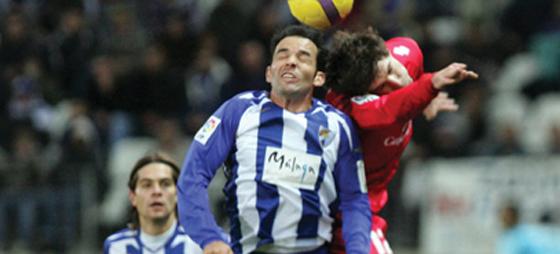 Málaga CF – Puslespillet