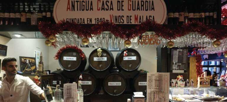 Casa de la Guardia er vendt hjem til markedet