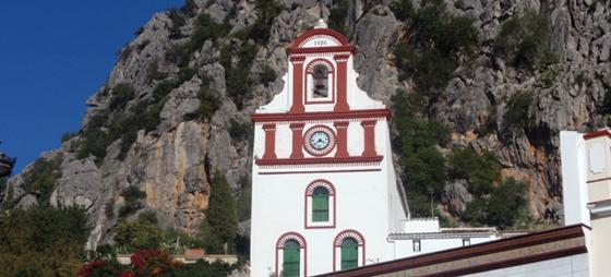 Ubrique, Benaocaz og El Salto del Cabrero