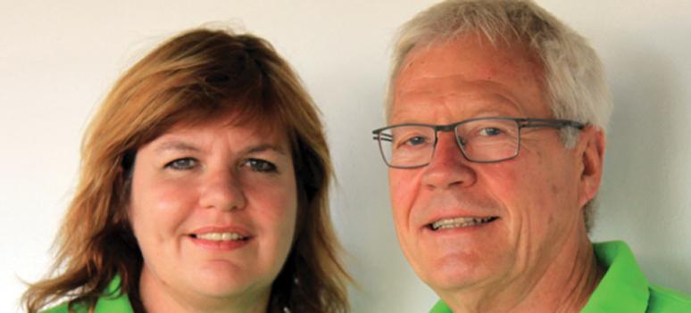 Clinica Dental Noruega Catharina Hvid Hansen och Mogens Brunhøj