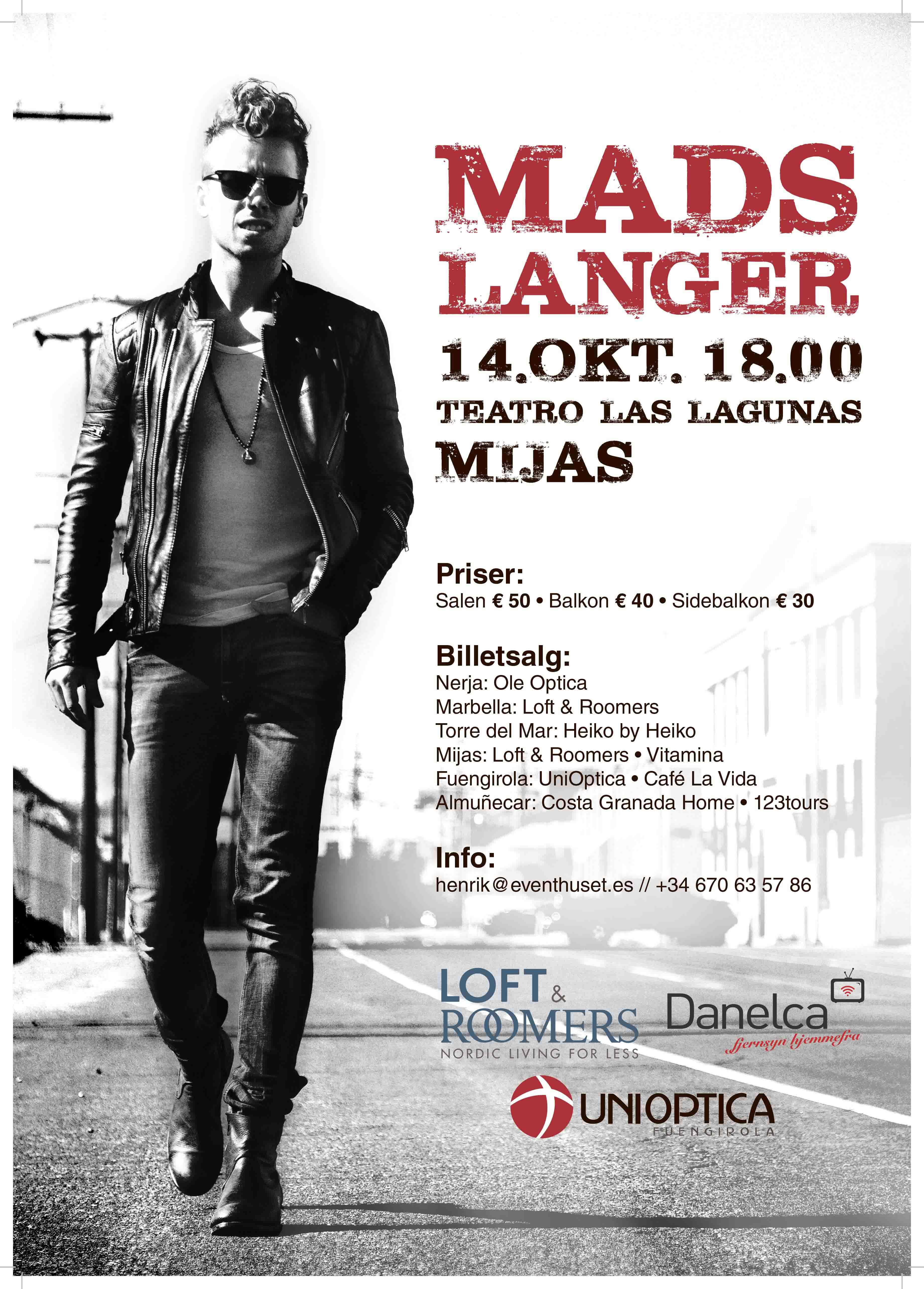 Mads Langer poster4