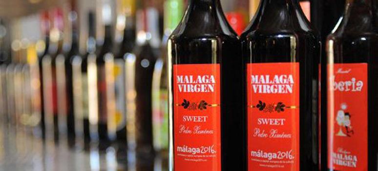 Malaga-Vin