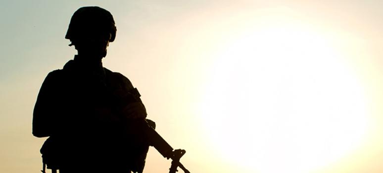 Marinesoldat
