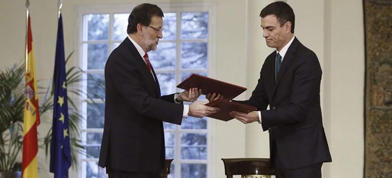 Rajoy-y-Sanchez
