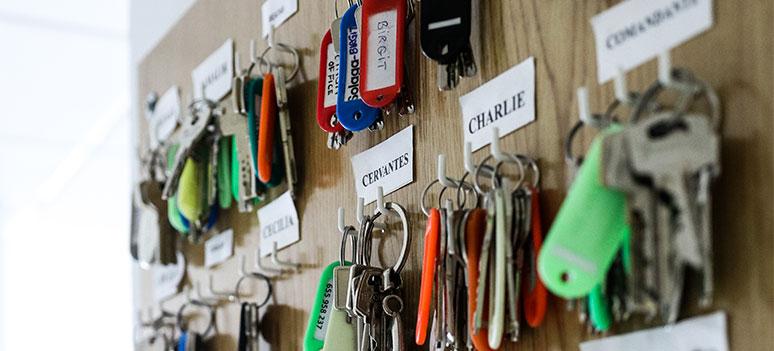 Solaga keys