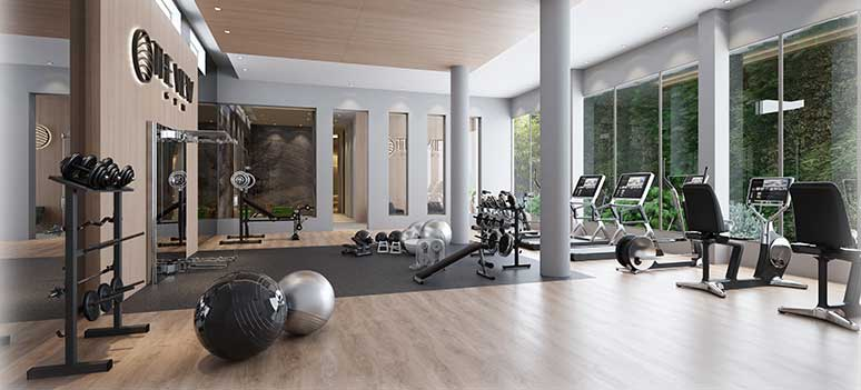 The View Marbella Gym