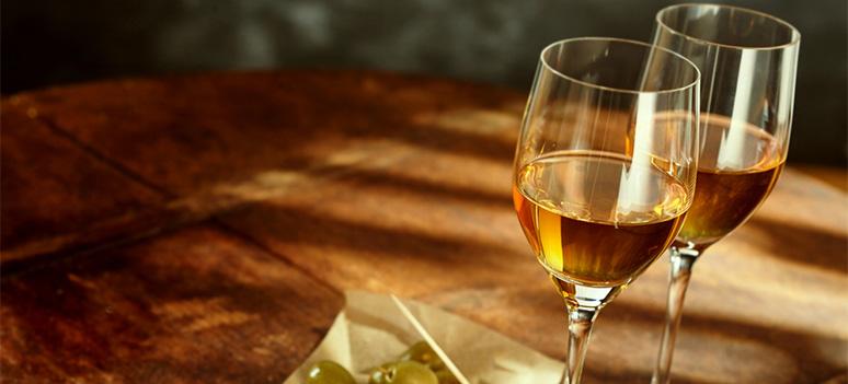 Vin jerez sherry