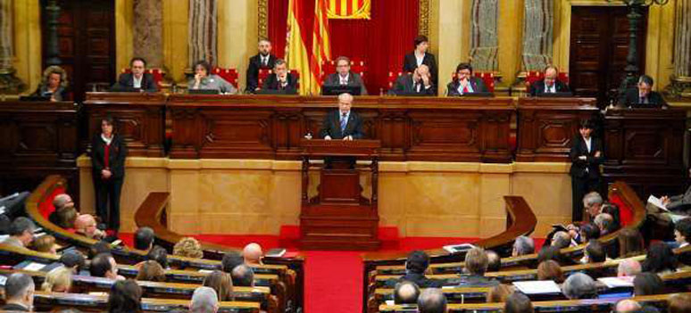 WEB Catalansk-parlement