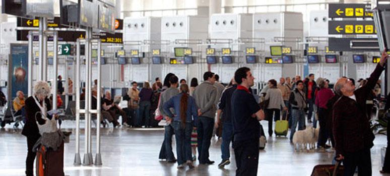 WEB lufthavn-Malaga