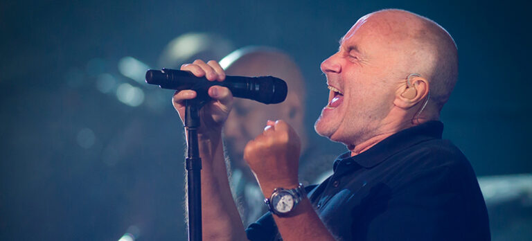 Boganmeldelse: Phil Collins