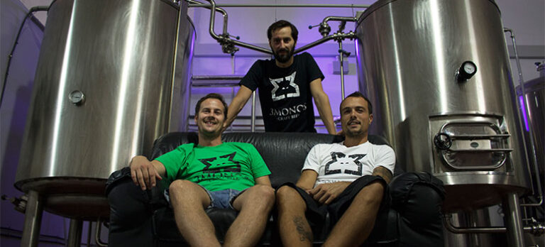 Sabor a Málaga – Mikrobryggeriet 3Monos Craft Beer