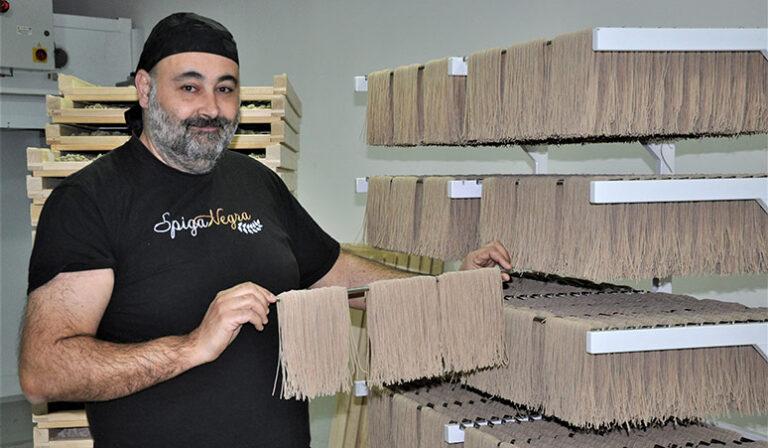 Sabor a Málaga: Spiga Negra - Pasta som smager af pasta