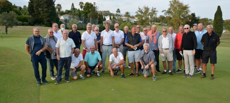 Match 3 – El Paraiso Golf oktober 2020