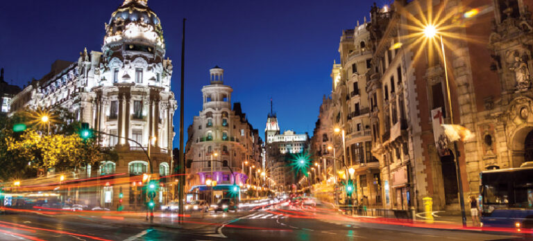Madrid, et skatteparadis