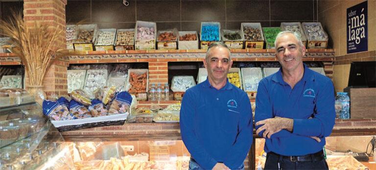 Sabor a Málaga: Mantecados og polvorones i store læs hos Sabores Caseros