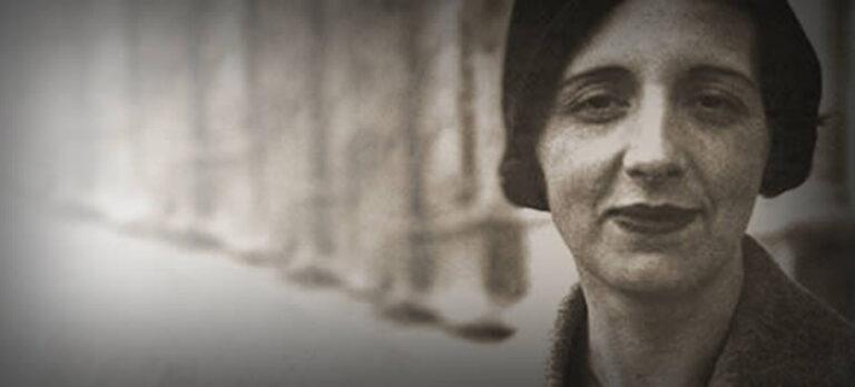 Fortidens famøse personligheder: María Zambrano