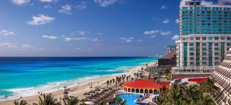 En feriedag i Cancun – og bihulebetændelse