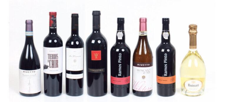 Vinos & Gourmet december 2015