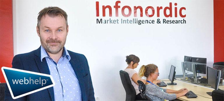 Infonordic bliver en del af Webhelp