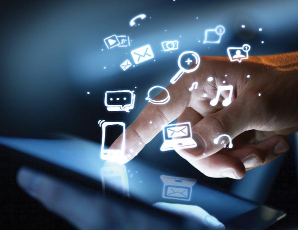 Et voksende online univers