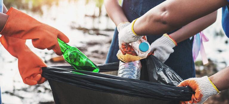 Skraldeindsamling – befri din by for affald