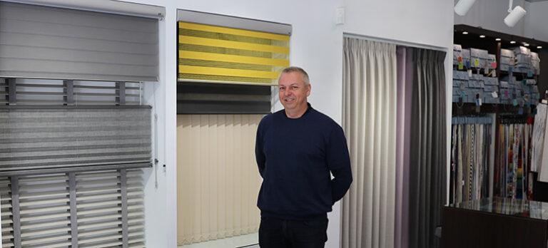 """Cortidea – en verden med gardiner, tæpper og de """"bløde"""" indretningsartikler skaber hygge i dit hjem."""