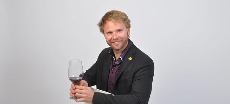Jonas Tofterup – en kommende Master of Wine