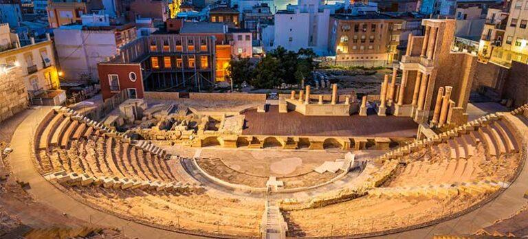 Udflugt til Cartagena