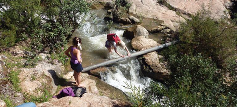 Udflugt til Cañon de Las Buitreras – gribbenes slugt