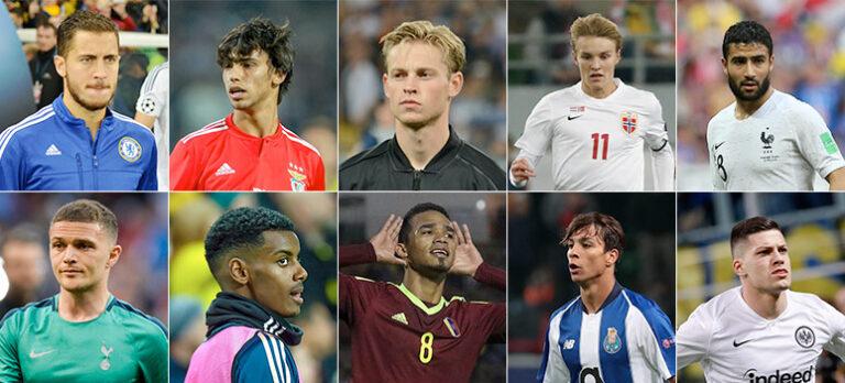 La Danesa anbefaler: 10 nye ansigter i La Liga