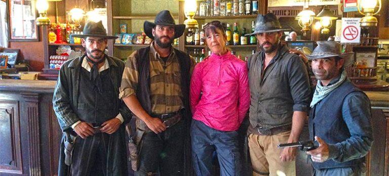 Det Vilde Vesten: Mini Hollywood i Almería