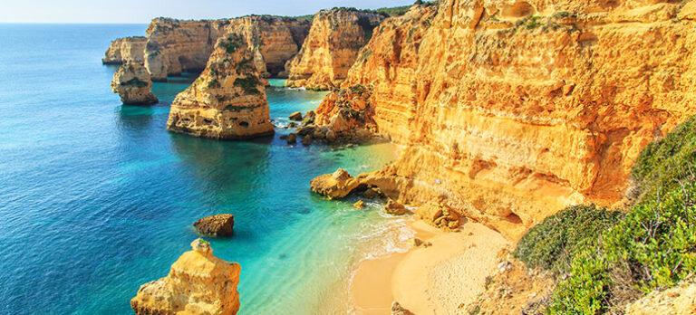 En forlænget weekend på Algarve-kysten i Portugal