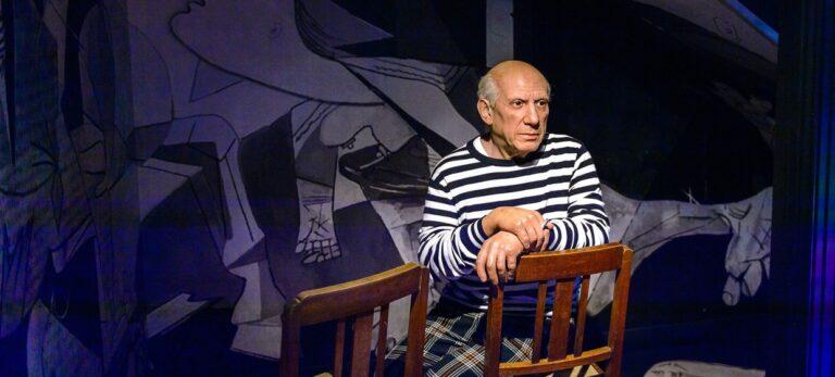 Picassos liv set gennem Kunst og kærlighed og krigene ind imellem