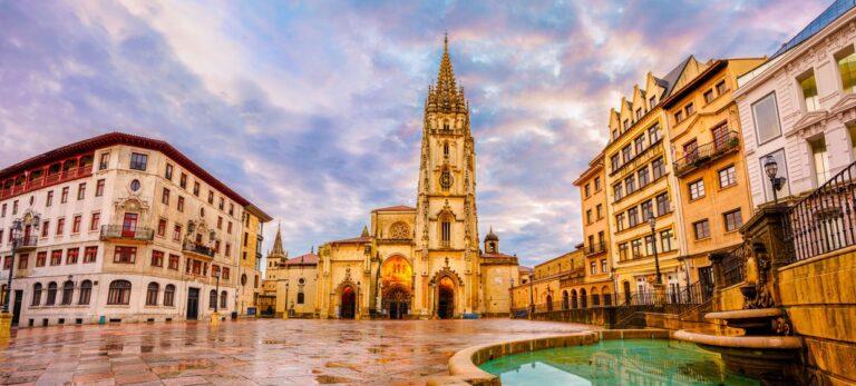 Jesu svededug i Oviedo