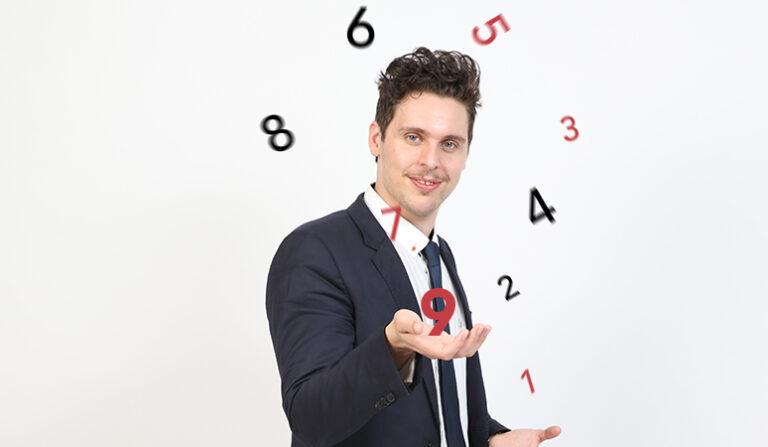 Tallenes og skæbnens mester