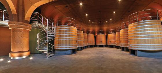 Briones – en lille by med et stort vinmuseum