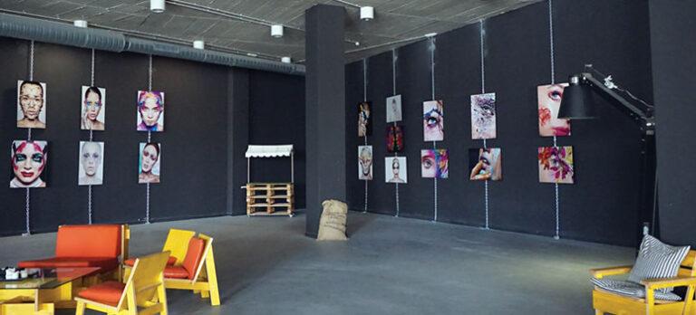 Muelle Uno samler kunsten under et tag