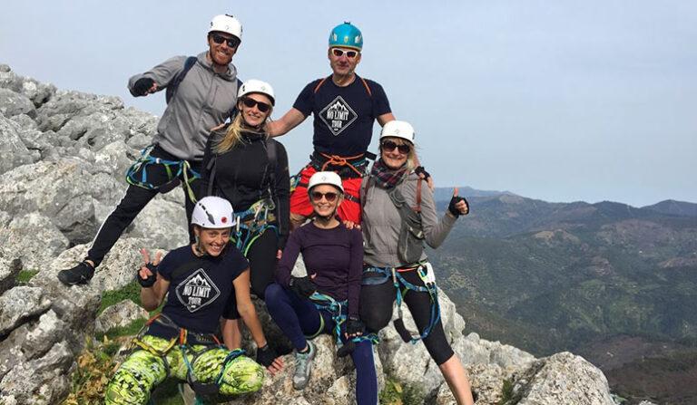 Vía Ferrata – klippeklatring, der rykker grænser