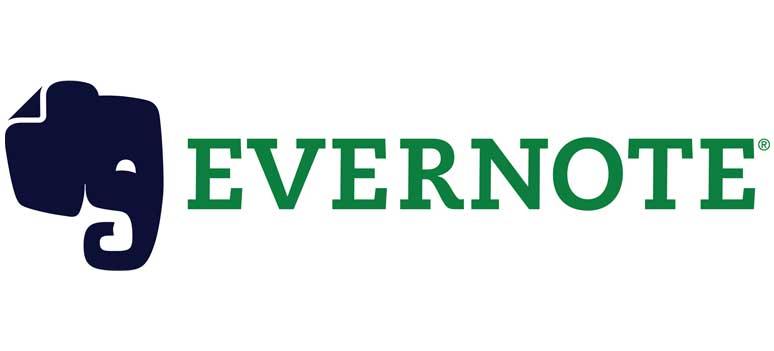 evernote logo 4c